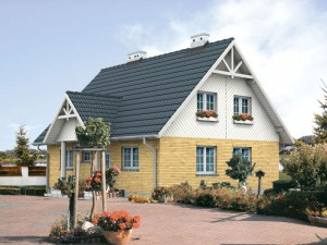 Высота дома с мансардой