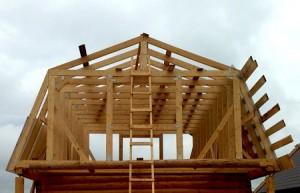Ломаная крыша своими руками – строим правильно