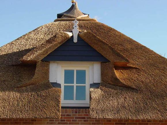 Соломенная крыша своими руками