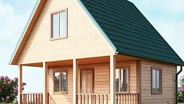 Шесть основных преимуществ каркасных домов