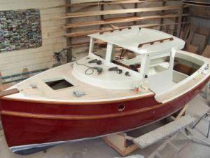 Чертежи катера для самостоятельной постройки – где их взять