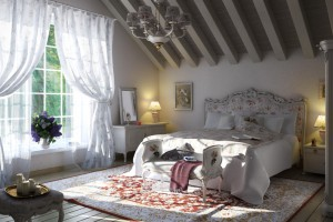 Мансарда – это тихое романтичное место для отдыха. Дизайн интерьера мансарды не упирается в один стиль, наоборот, их великое множество, но самые популярные
