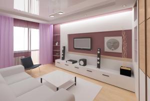 Панельный дом чаще всего ассоциируется у нас с непрактичными планировками