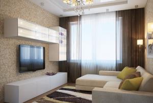Для тех, кто решает какой будет дизайн трехкомнатной квартиры в панельном доме, стоит сразу определиться с предназначением комнат