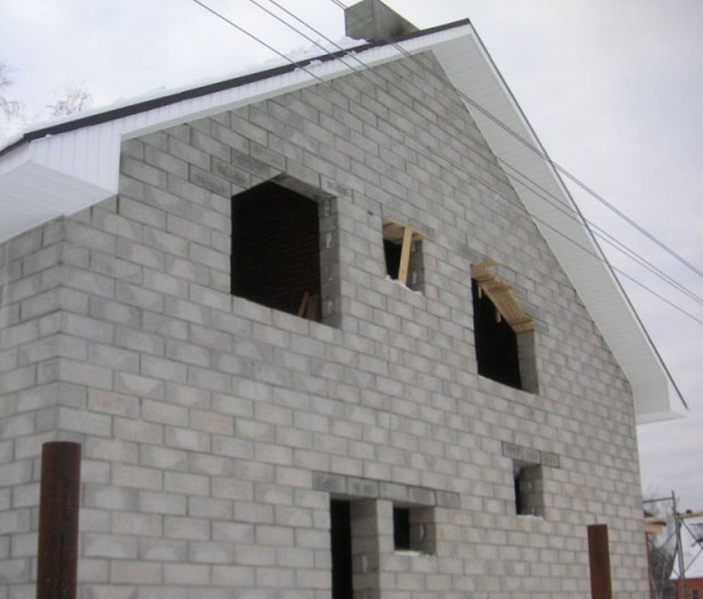 Пено бетоноблок своими руками