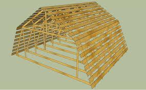 Строительство мансардной крыши. Этапы