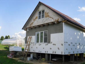 Утепление дачного дома. Основы
