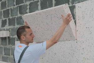 Утепление стен снаружи своими руками
