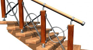в учебных учреждениях высота ограждений лестниц должна быть не меньше 1 метра 20 сантиметров
