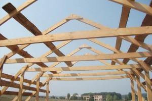 двухскатная мансардная крыша своими руками