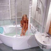 Акриловые ванны от лучших мастеров Москвы