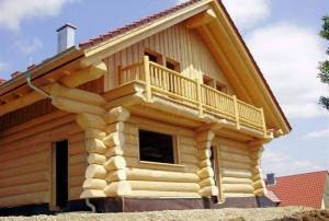 Строительство деревянных бань с мансардой – виды мансард