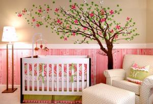 Декор детской — задача для любых родителей очень ответственная.