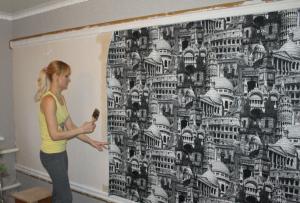 Если Вы или Ваши близкие обладаете хоть какими-то малейшими навыками художника, то Вам подойдет декорирование стен акриловыми красками