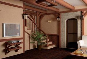 Главное, чтобы все они сочетались в одном стиле, ведь дизайн дачного дома, может быть абсолютно любым