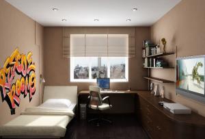 Такое задание, как дизайн комнаты для подростка, довольно сложно для любого родителя.