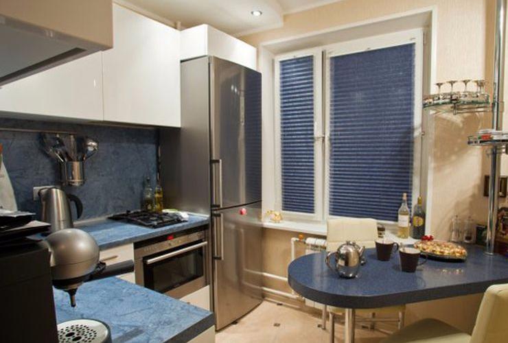 Дизайн кухни в 1 комнатной хрущевке дизайн
