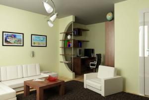 дизайн маленьких квартир неизбежно заставит вас об этом думать