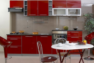 Дизайн малогабаритной кухни чаще всего создается с помощью изготовления мебели на заказ