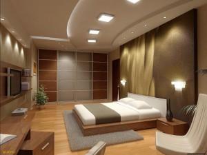 Интерьер и цветовая гамма спальной комнаты влияют на качество нашего отдыха.