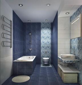 Если вам повезло иметь окно в ванной комнате, количество оригинальных идей дизайна в ванной значительно увеличивается.