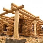 Дом из дерева - экологически чистое и долговечное жильё