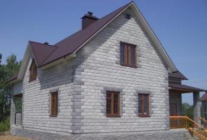 Дом из пеноблоков своими руками (или же газоблоков, керамзитобетона)