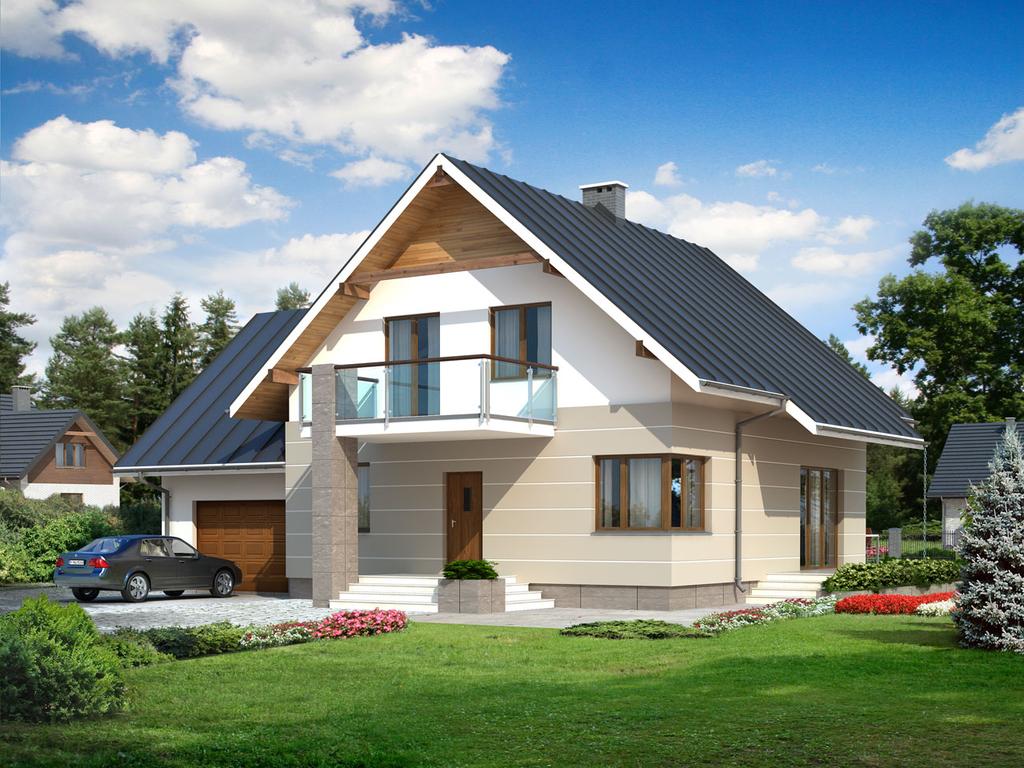 Проекты одноэтажных домов и коттеджей – недорого на сайте alpha-hp.ru