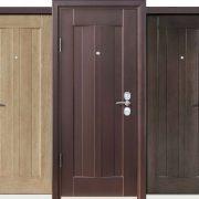 Важные советы при выборе входной металлической двери