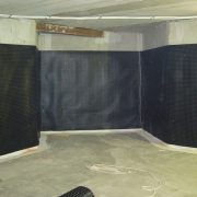 Гидроизоляция и теплоизоляция стен