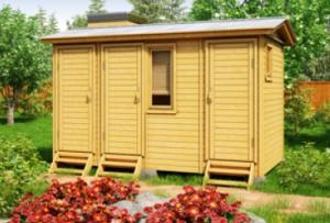 Не все, начиная строить дом задумываются о самом главном — о необходимости установить хозблок с душем для дачи