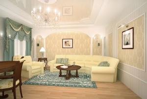 Собственный дом не загоняет нас в рамки привычной отделки помещения, поэтому простор для фантазии тут безграничен