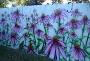 Цвет забора — не единственное, о чем предстоит подумать, когда вы будете решать, как красить забор.