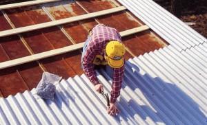Покрытие крыши шифером своими руками