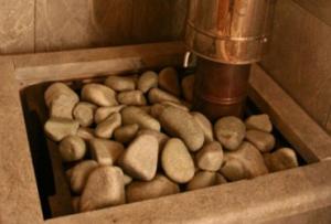 Камни для русской бани можно получить почти бесплатно, если остановить свой выбор на речной, либо морской гальке