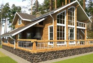 Строить дома из дерева начали много веков тому назад, а некоторые постройки даже дожили до нашего времени