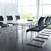 Комфорт в офисе с креслами от К-ДЕЛЬТА