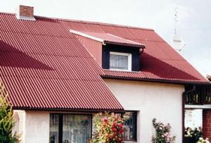 покрытие крыши ондулином своими руками обладает и некоторыми недочетами