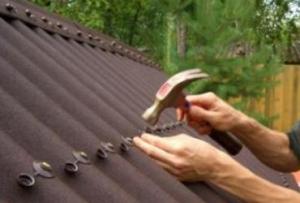Крыша из ондулина своими руками