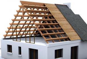 Такая крыша своими руками пошагово монтируется проще простого