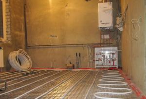 Электрическое отопление частного дома используют там, где газ подвести или сложно, или невозможно совсем.