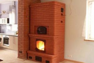 выбрать такую печь для дачи можно только на этапе проектирования самого дома