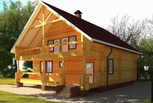 Построить дом из бруса сейчас хотят многие.