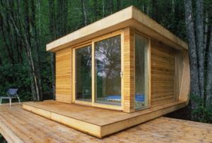 Самые популярные постройки из дерева на участке — это беседки