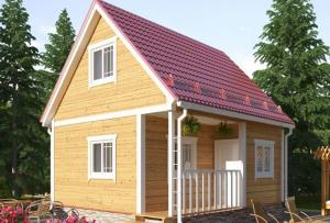Проект щитового дома — самый ответственный этап в его строительстве.