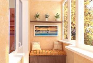 Ремонт на балконе — затея всегда своевременная и правильная