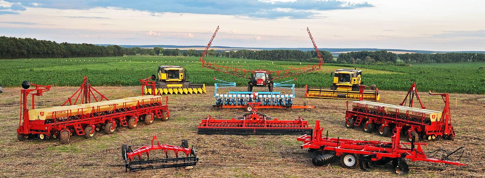 Гарантия европейского качества при производстве сельхозтехники