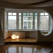 Современные балконы и лоджии в квартирах