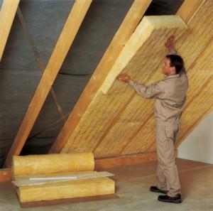 Утепление скатной крыши – материалы