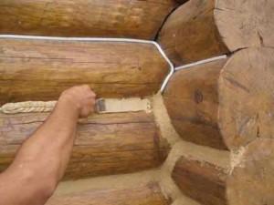 Утепление брусового дома изнутри – выбираем нужный материал